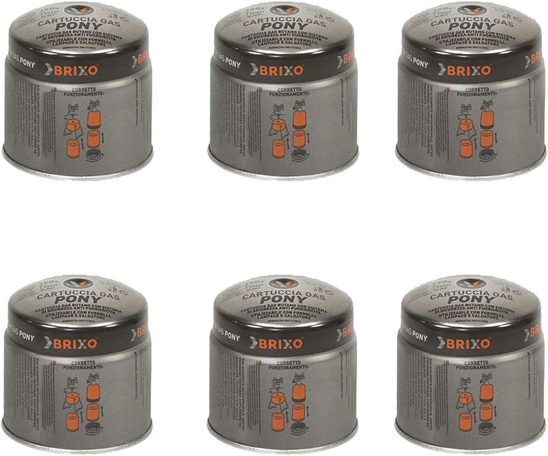 20 bombonas de gas butano de 190 g, cartucho para hornillo de soldador, recarga