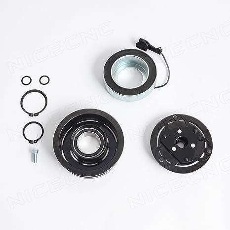 nicecnc AC a/c compresor embrague Kit de reparación para Subaru Forester /Impreza/