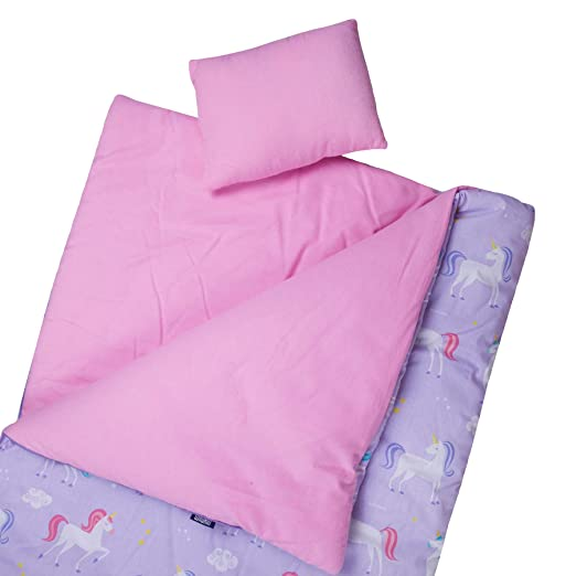 Wildkin Saco de Dormir para niños y niñas, Sacos de Dormir de ...