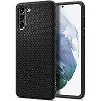 Spigen ACS02386 Liquid Air Designed for Samsung Galaxy S21 Plus Case (2021), Black