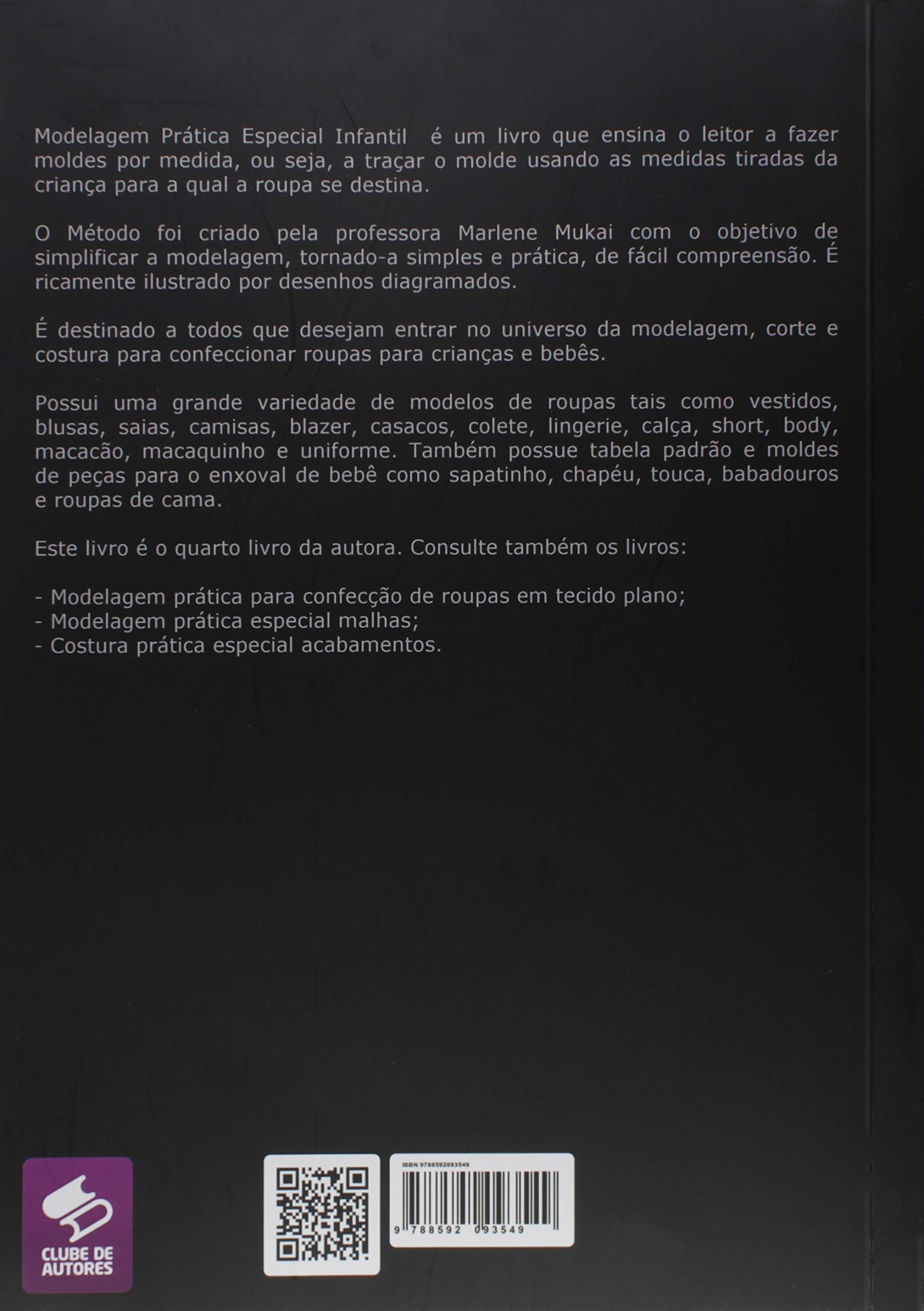 Modelagem Pratica Especial Infantil (Portuguese Edition): Marlene mukai: 9788592093549: Amazon.com: Books