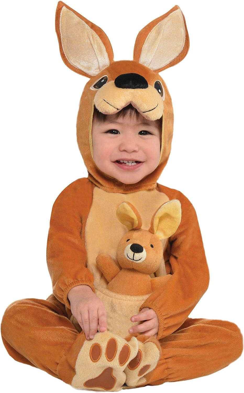 Jumpin Joey - Disfraz infantil de canguro (12 a 24 meses): Amazon ...