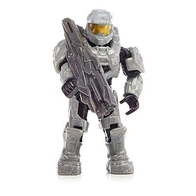 Mega Bloks Halo Micro-Fleet Mantis Invasion Building Kit: Toys & Games