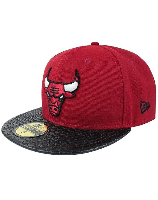 Unisex-Adultos - New Era - Chicago Bulls - Gorra (6 7/8): Amazon ...