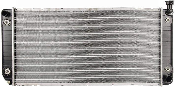 Aluminum Radiator for Chevy GMC Yukon Suburban Escalade Tahoe 5.0L 5.7L V8 8CYL