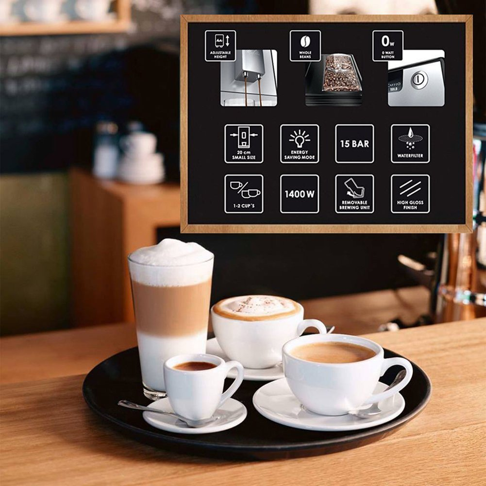 Melitta E 950-104 Caffeo Solo - Cafetera automática, color rojo: Amazon.es: Hogar
