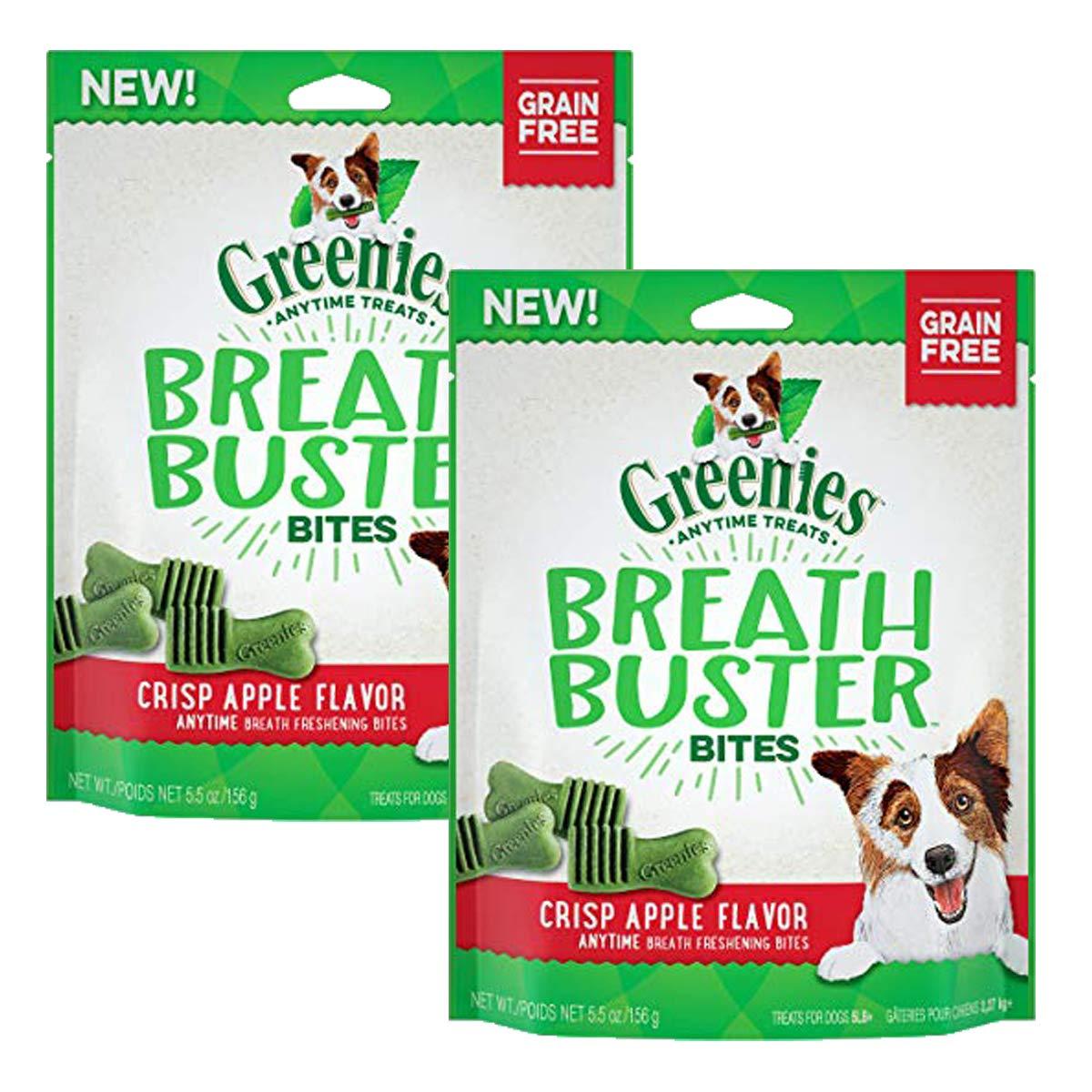 11 oz. Greenies Breath Buster Bites