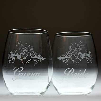 Image Unavailable. Image not available for. Color: Personalized Engraved Wedding Gift ...