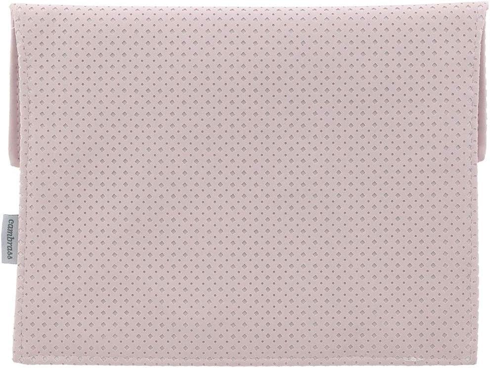 Cambrass Portadocumentos Paris Rosa 3x17x25 cm