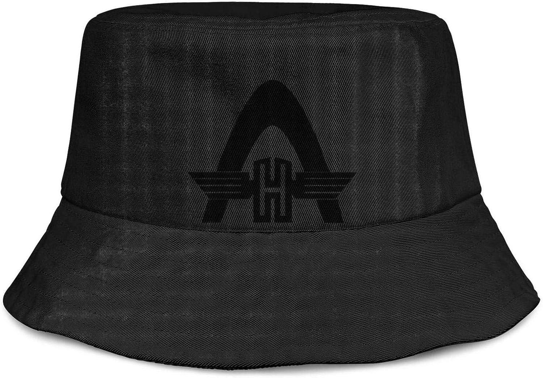 Hanomag-Logo Hats Men Women Cap Fisherman Bucket Sun Hat Plain Caps