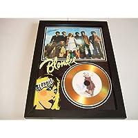Blondie firmado Oro disco