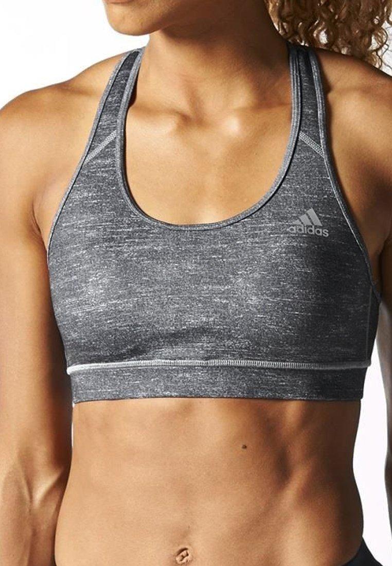adidas Performance Techfit Sujetador Deportivo de La Mujer–gris–XS
