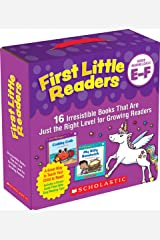 First Little Readers Parent Pack: Guided Reading Levels E & F: 16 Irresistible Books That Are Just the Right Level for Growing Readers Paperback