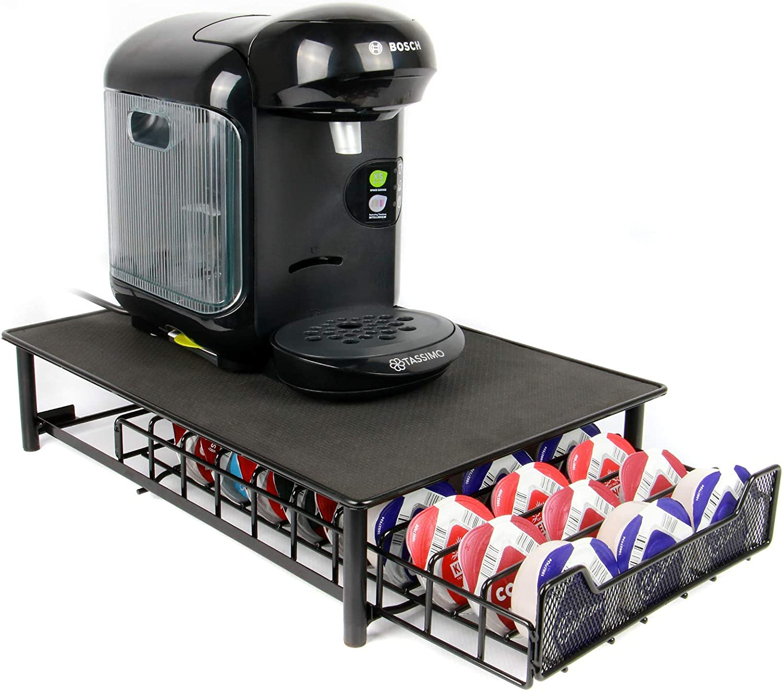 Maison & White Tassimo 60 Pod Holder | Cajón de cápsulas y soporte ...
