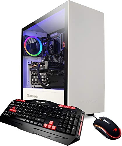 iBUYPOWER Enthusiast Gaming PC Computer Desktop Slate