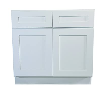 Amazon Com Design House 561423 Brookings 48 Inch Base Cabinet