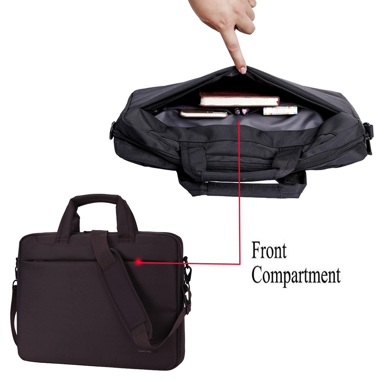 ... Youpeck Waterproof Laptop Shoulder Bag Messenger Bag Men Women Briefcase Carrying Sleeve Case for MacBook DELL ASUS ACER HP Lenovo 14 inch Notebook ...