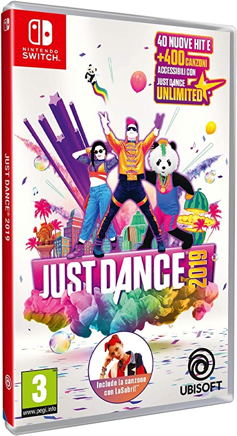 Just Dance 2019 - Nintendo Switch [Importación italiana]: Amazon.es: Videojuegos