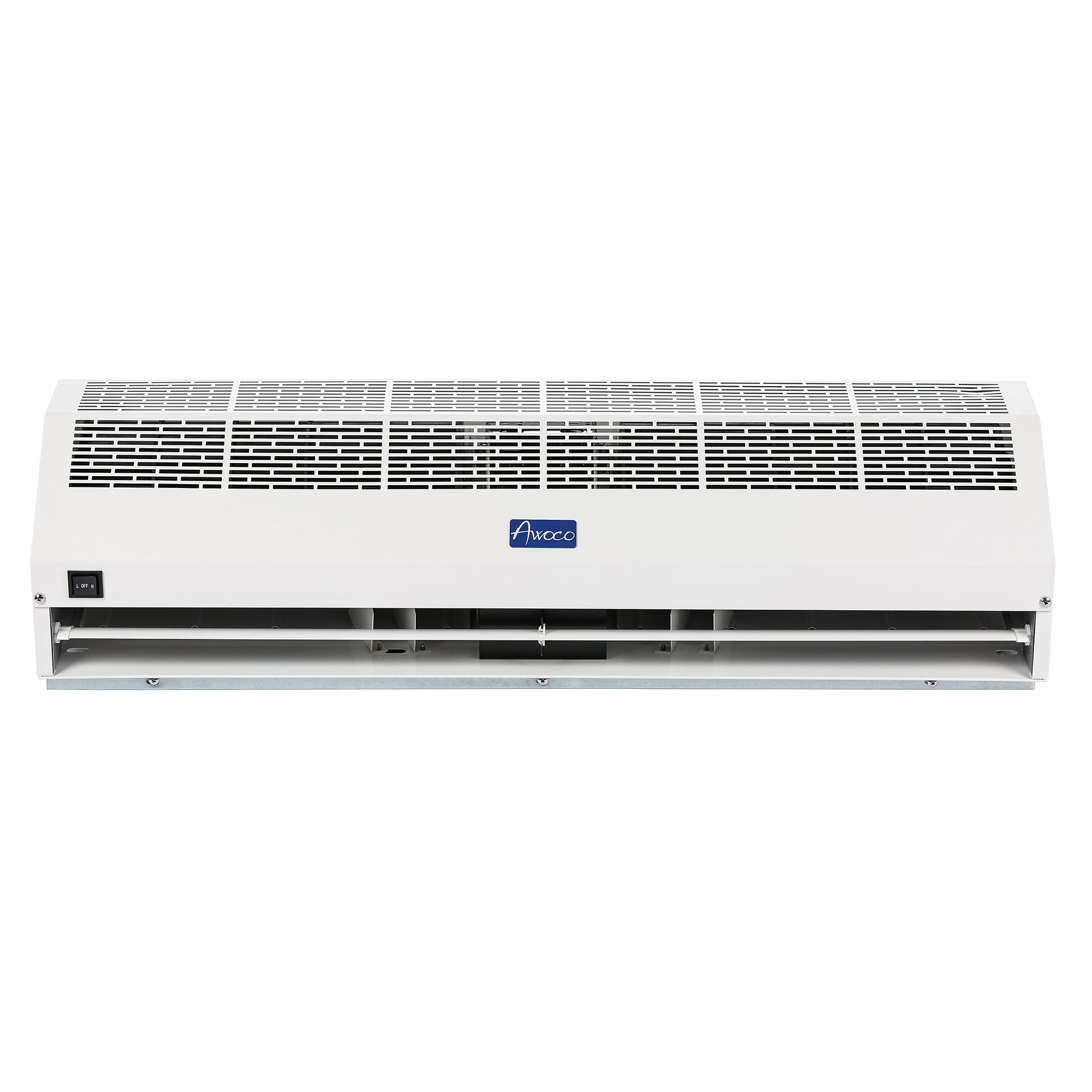 Awoco Super Power 1300 CFM Commercial Indoor Air Curtain with Heavy Duty Door Switch, 40''