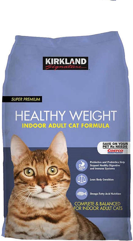 Revisión de la comida para gatos Kirkland 6