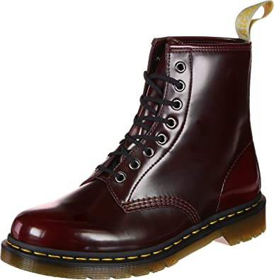 f10fdcfd0d4 Image Unavailable. Image not available for. Color: Dr. Martens Unisex 1460  Vegan 8-Eye Boot ...