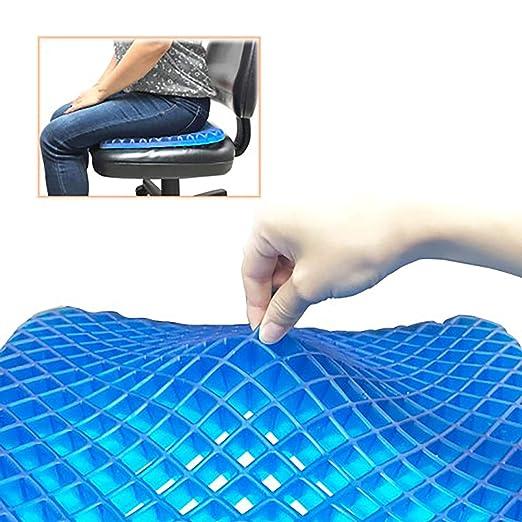 Urbo cojín ortopédico y ergonómico para silla con soporte ...