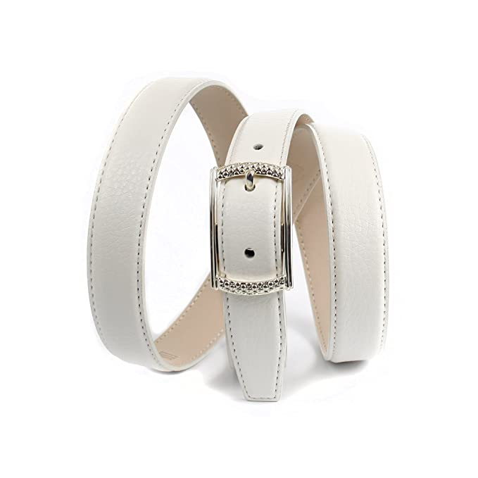 Anthoni Crown Belt Damen Gürtel Ledergürtel Gr.105