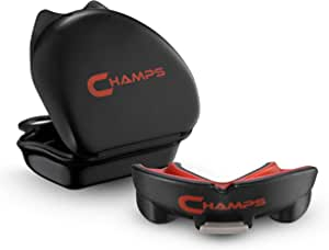Mouthguard for Boxing, MMA, Muay Thai, BJJ, Kickboxing, Wrestling, UFC, Combat Sports Mouthguard, New Breathable Mouthpiece Boxing