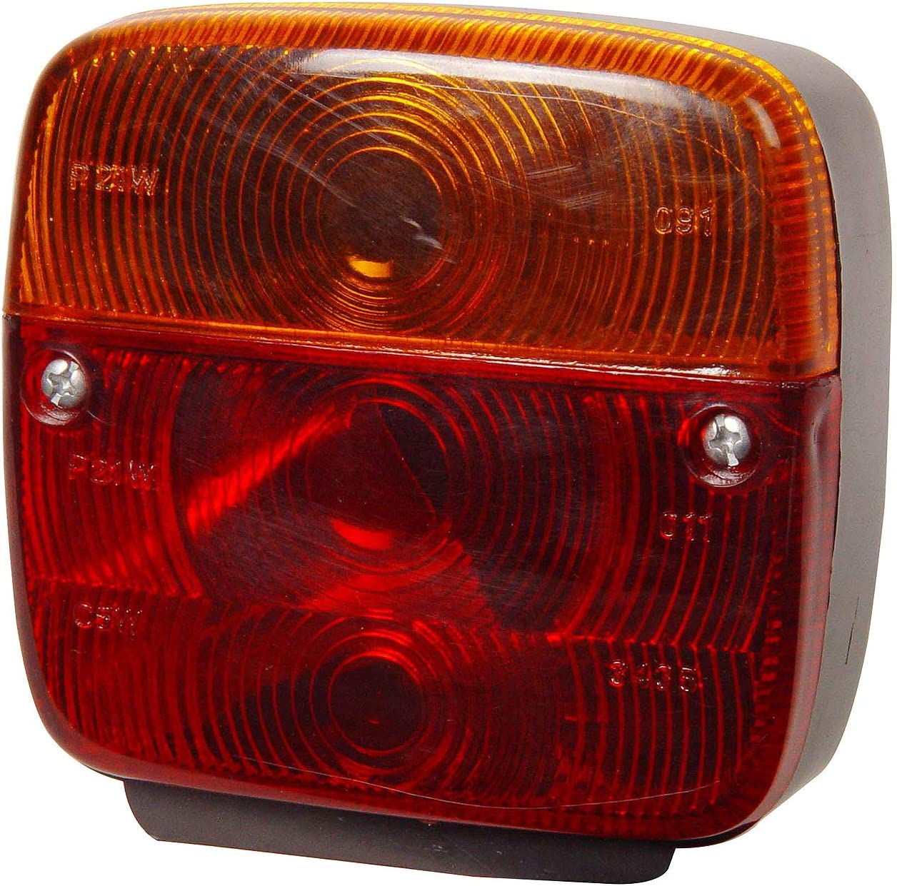 avec ampoule Paire tracteur Remorque Stop Queue lumi/ère clignotant -11002302 gauche + droite