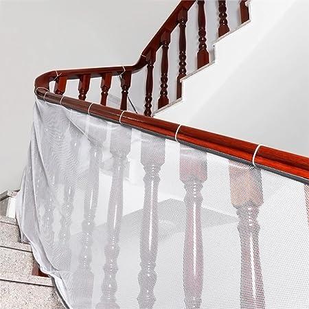 Peahop - barandilla de Seguridad para niños, para balcón o Escalera, Red de Seguridad para niños, Mascotas: Amazon.es: Hogar