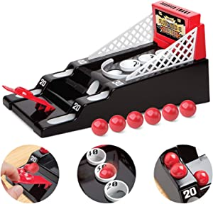 Emerson Desktop Arcade Shootout Challenge