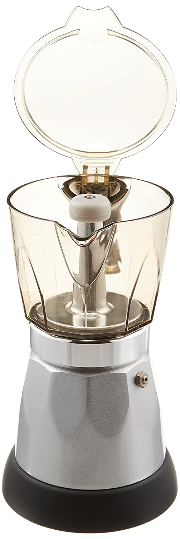 Amazon.com: Electric Espresso Coffee Makes 3- 6 tazas. 10 oz ...
