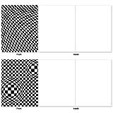 Assorted 'Vertigo' Blank Greeting Cards - 10