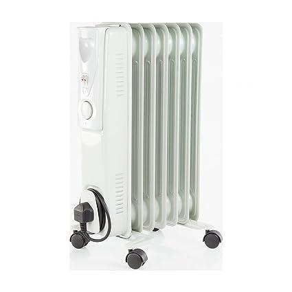 Radiador de aceite 1500 W Radiador Eléctrico calefactor de (YL de a07s de 7