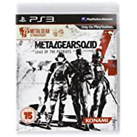 Metal Gear Solid 4: Gun of the Patriots 25th Anniversary Edition
