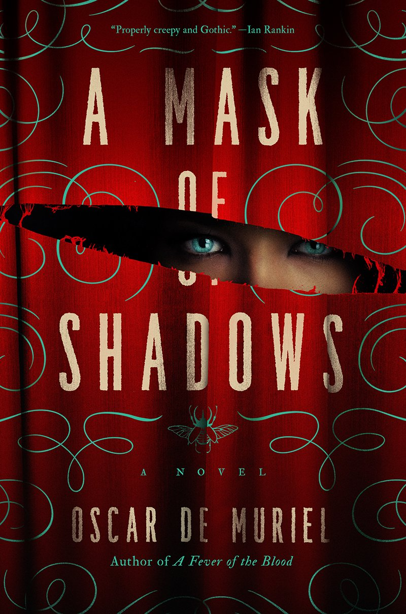 Download A Mask of Shadows: A Novel (A Frey & McGray Mystery) pdf