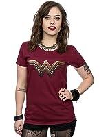 Batman VS Superman Wonder Woman Logo Women's T-Shirt