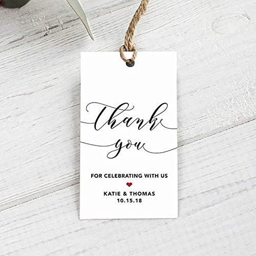 3 x 2  Personalized Welcome Box Labels Congratulations to the New Mr /& Mrs Wedding Favor Labels 30 Wedding Welcome Bag Labels