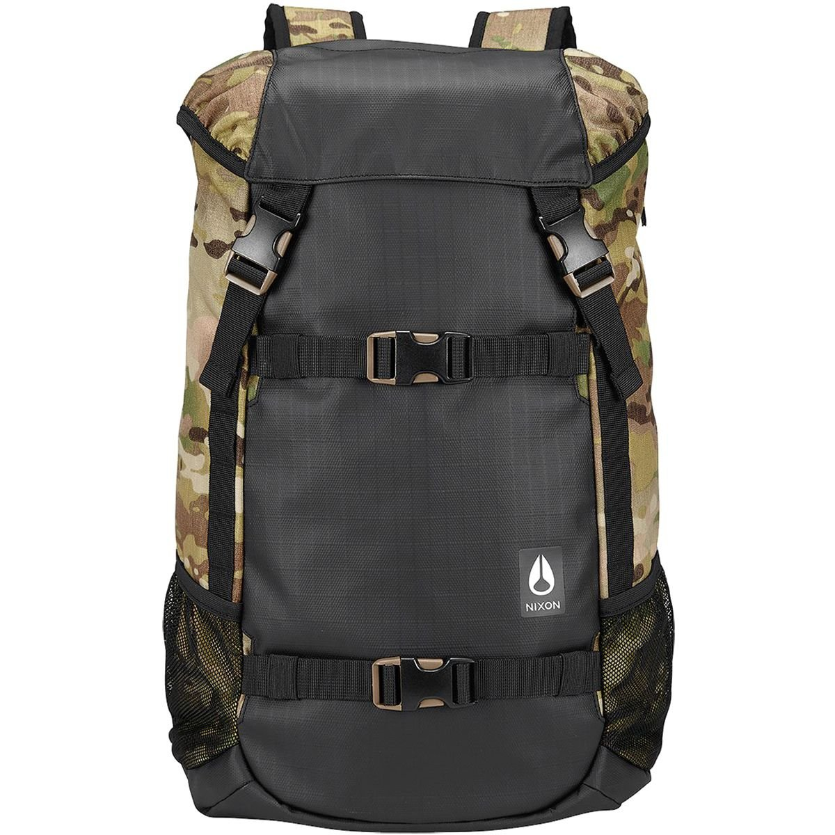 4b77aa954 Amazon.com | Nixon Unisex Landlock III Backpack Concrete One Size | Casual  Daypacks