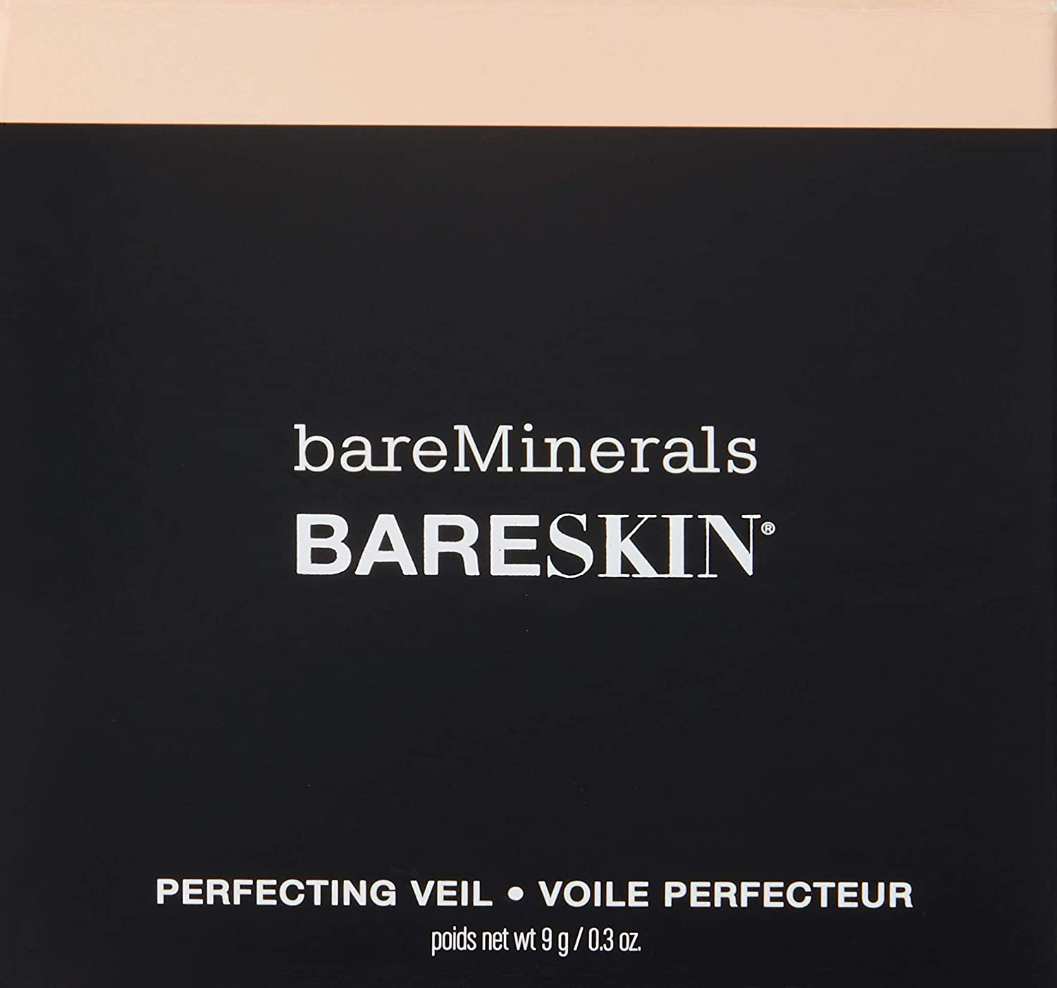 bareMinerals BareSkin Perfecting Veil, Light Medium, 0.3 Ounce