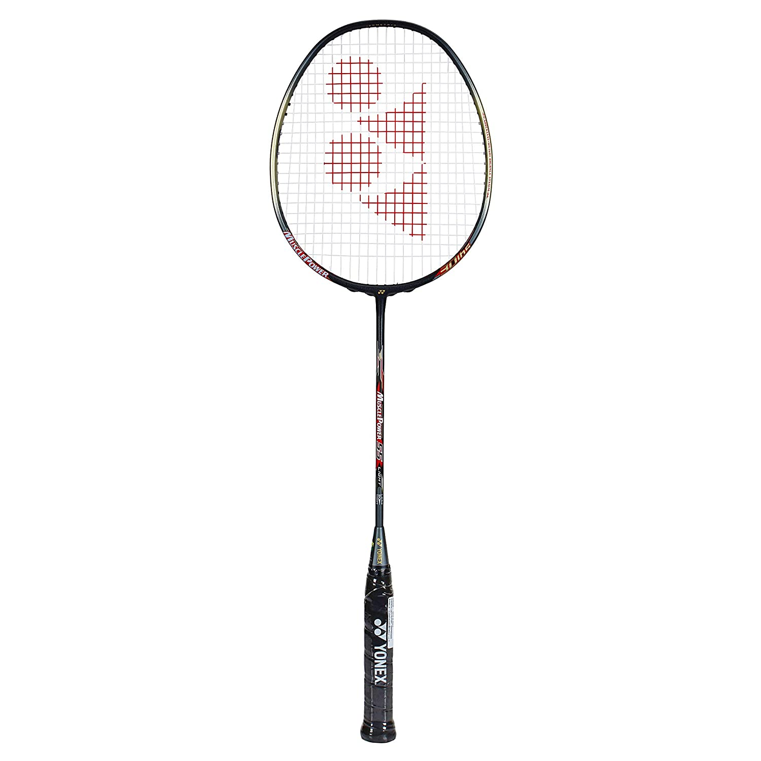 Yonex New Muscle Power Series With Free Cover (Graphite, G4