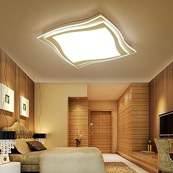 Deckenleuchten Creative LED Wohnzimmer Decke, intelligentes ...
