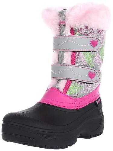 skechers kids snow boots
