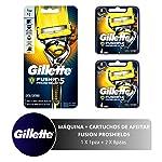 Pck Gillette Máquina+8cartucho