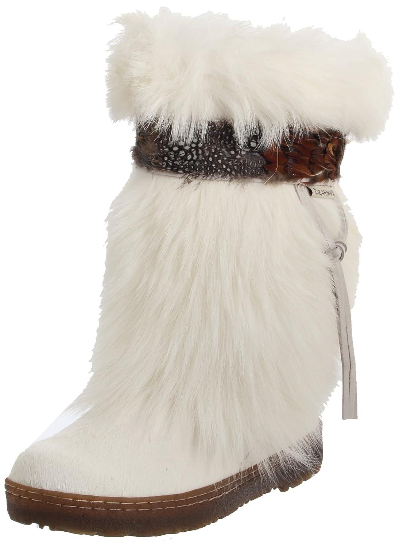 Bearpaw Kola II 1290 Women's Cow Hair Warm Lined Boots B004PY6A4C 9 B(M) US|White