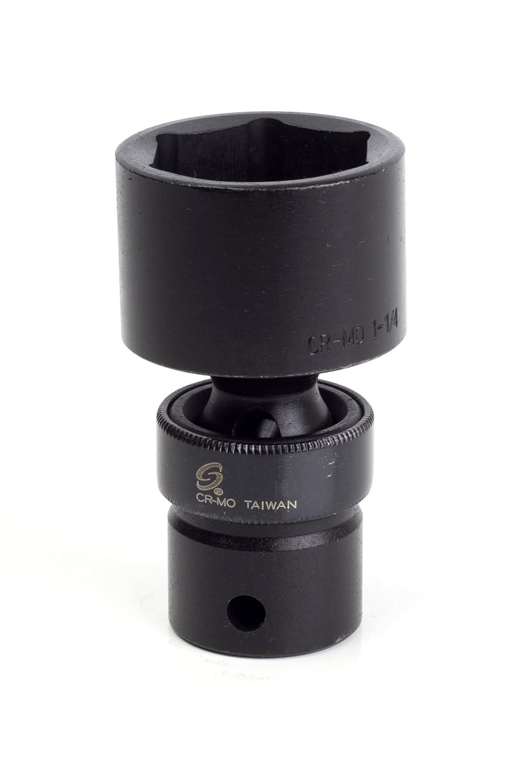 Sunex 236u 1 / 2インチドライブ1 – 1 / 8インチユニバーサルインパクトソケット B006MPBPOW