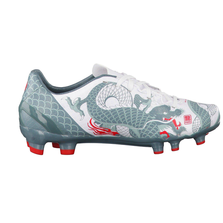 d99c43b5 Puma Evospeed 4.3 Graphic FG Jr Unisex de niños Fútbol guantes, WHITE-SEA  PINE-HIGH: Amazon.es: Deportes y aire libre