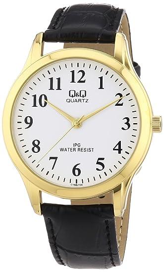 Q&Q ZÜRICH C168J104Y - Reloj analógico de cuarzo para hombre ...