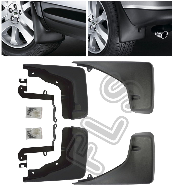 Freelander 2 Front & rear Mudflap Set Kit FLS