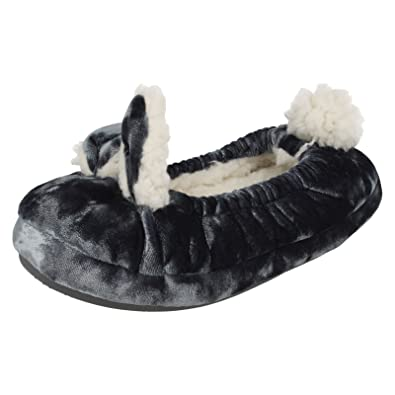 lower price with no sale tax beautiful in colour Clarks Girls Slippers PrettyToes: Amazon.co.uk: Shoes & Bags